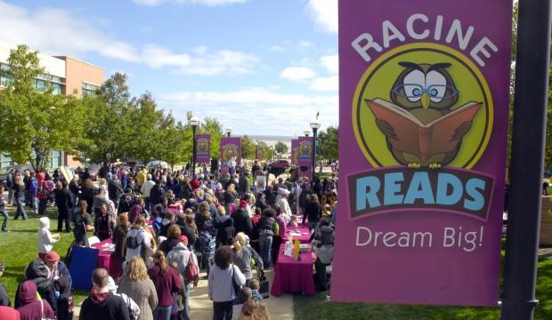 Racine Reads launch