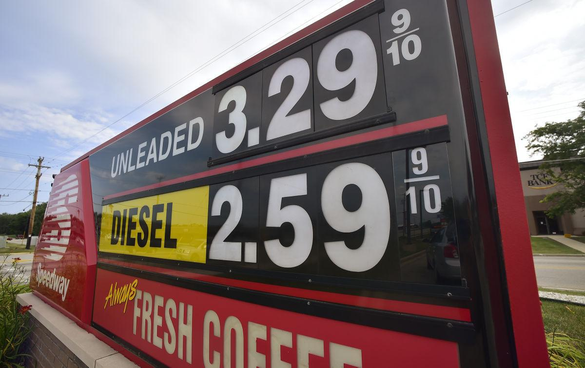 Speedway Gas Prices Near Me >> Local Gas Prices Expected To Stabilize Following Refinery