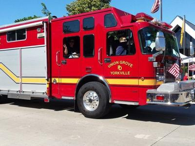 Union Grove-Yorkville Fire News