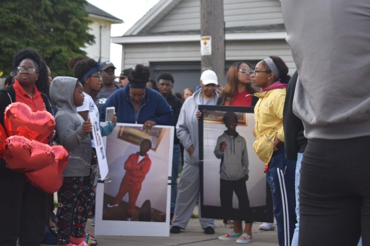 West vigil