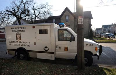 Armored Nuisance Property Vehicle