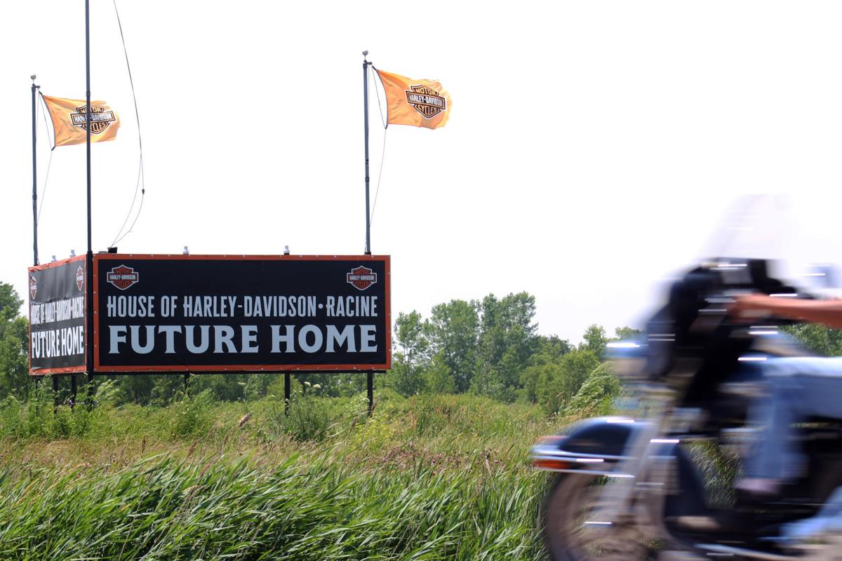 House of Harley-Davidson Racine future home