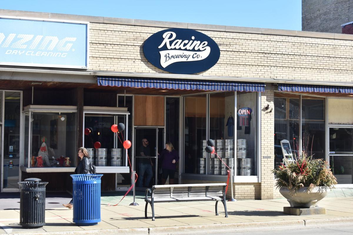 Racine Brewing Co. grand opening (copy)