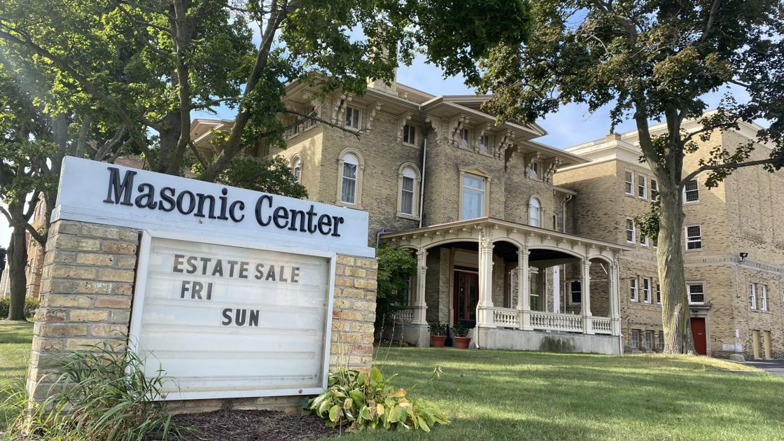 UPDATED: Masons 're-evaluating the future of' Racine Masonic Center