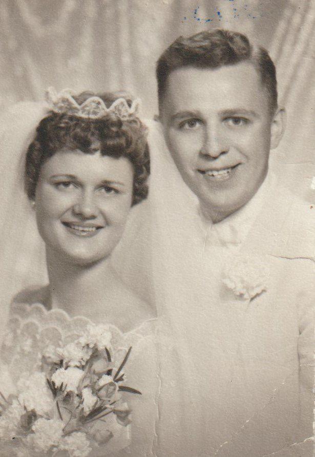 Mr. and Mrs. Roger Gotch