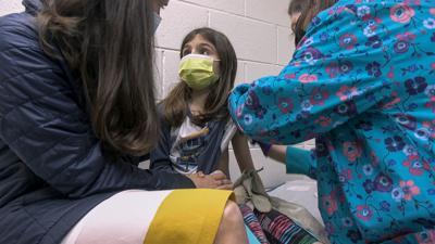 COVID-19 vaccine kids
