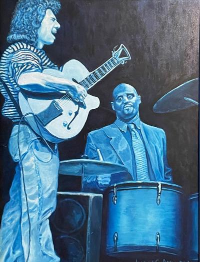 Juan Aylon artwork