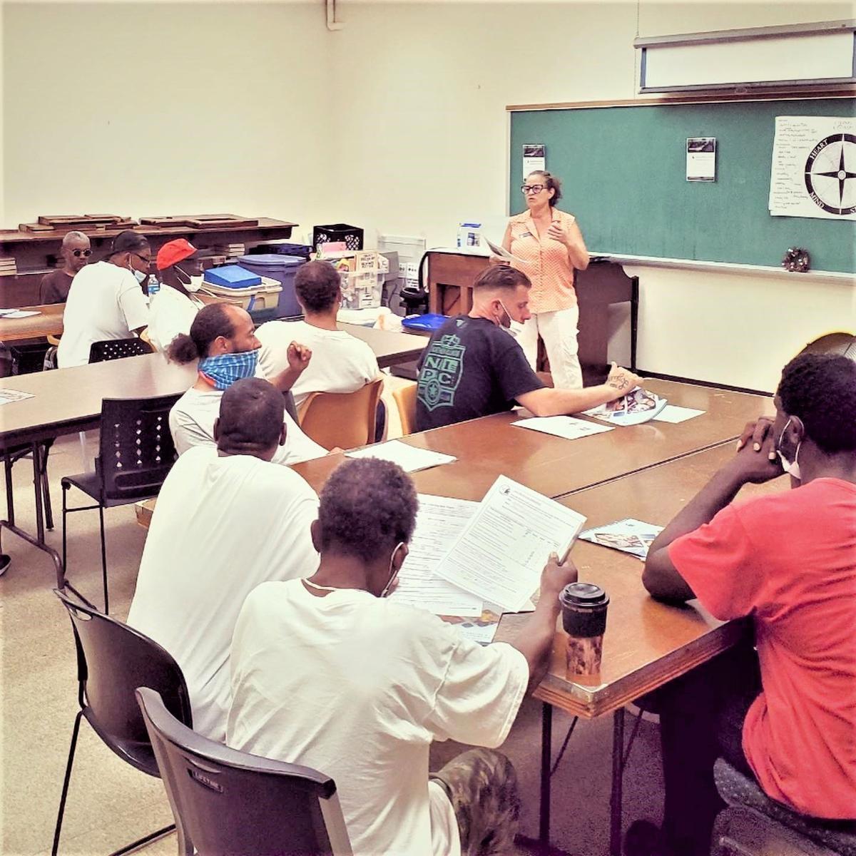 WWBIC seminars at the Hospitality Center