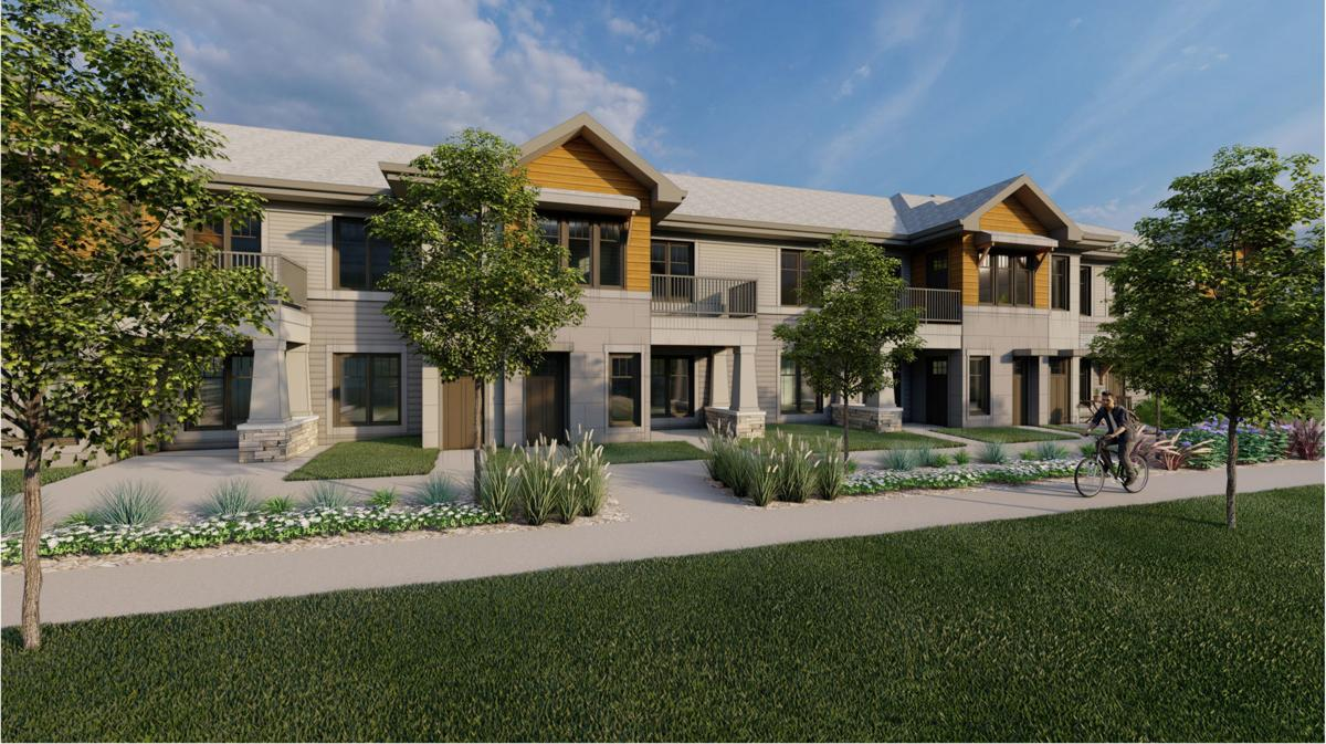 The Villages rendering