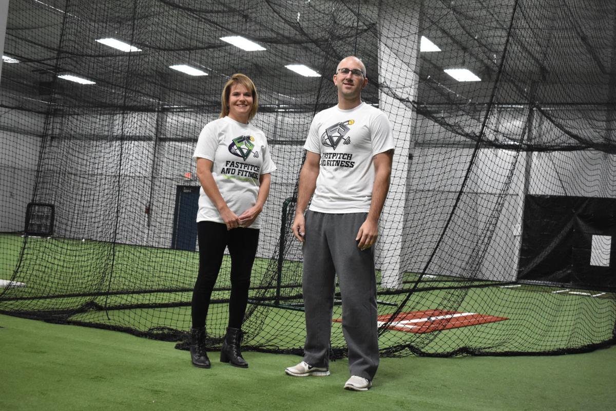 Fastpitch and Fitness Complete Training Facility