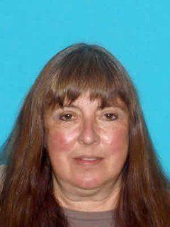 Missing person Lynn Rickard