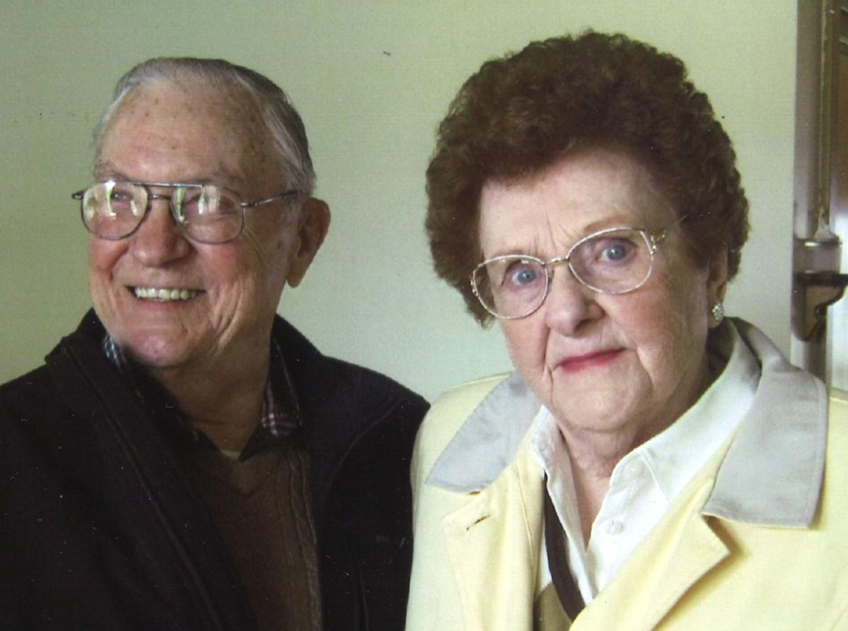 Mr. and Mrs. George Smith
