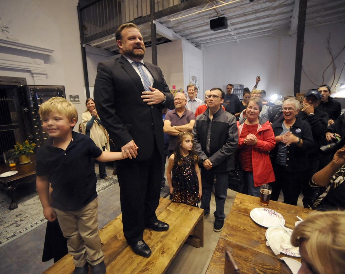 Cory Mason elected mayor