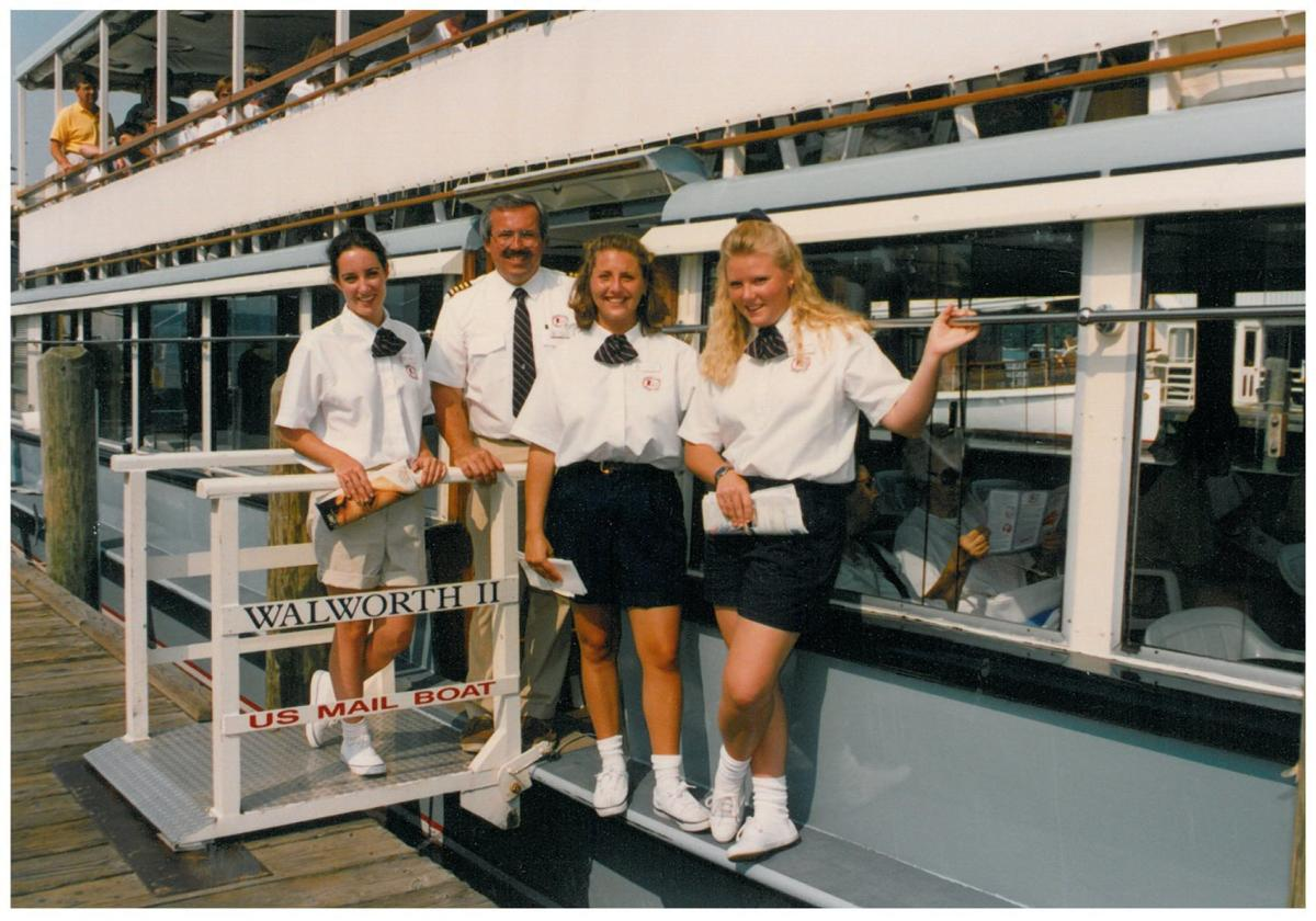 Mailboat captain Neill Frame