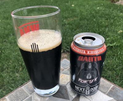Darth Porter by Next Door Brewing