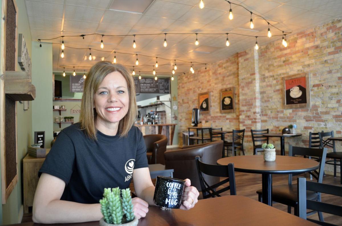 Abrazo Coffee opens