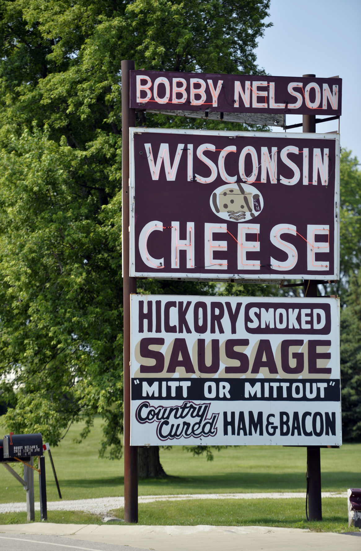 BOBBY NELSON CHEESE