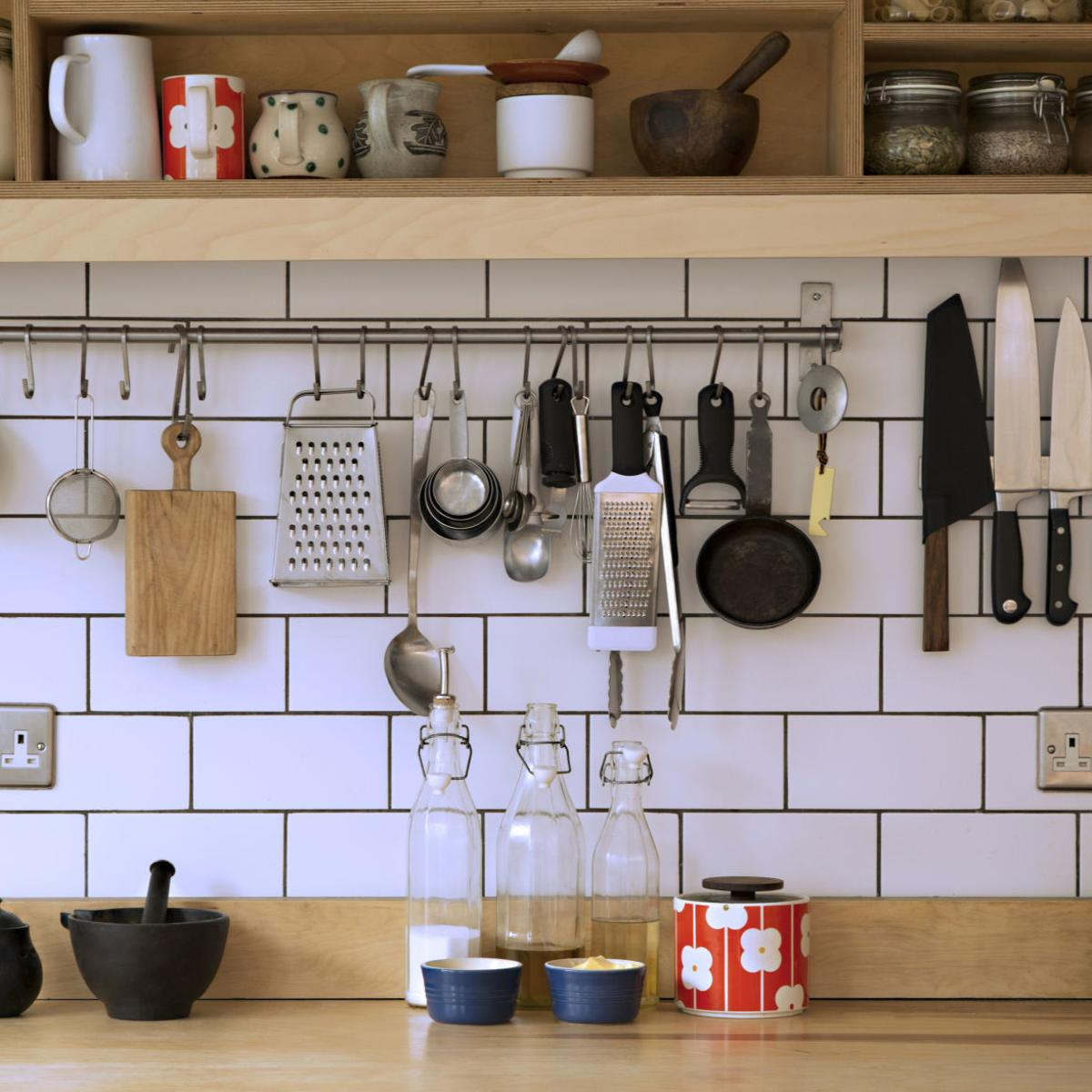 How To Organize Your Kitchen And