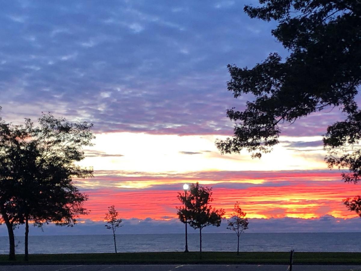 Sunrise at DeKoven