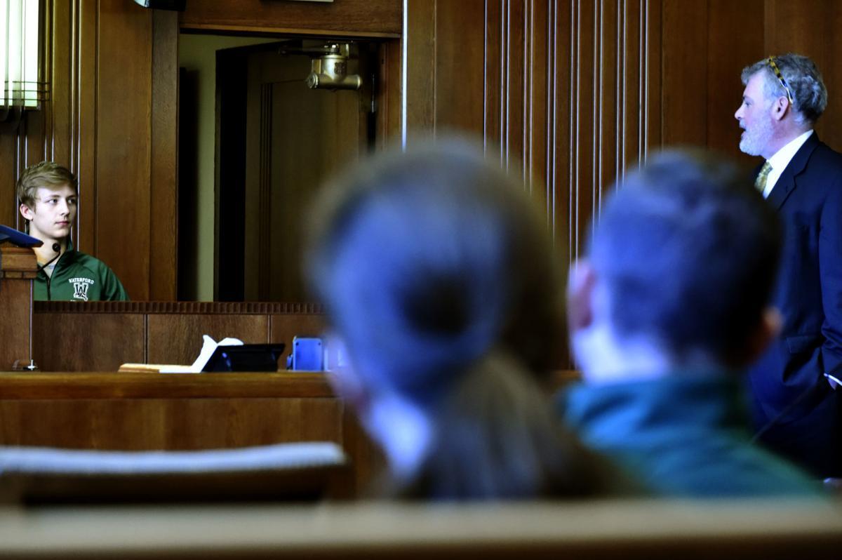 Hayden Halter hearing, 2/8/19