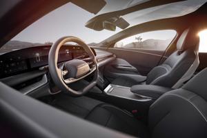 Lucid Motors unveils all-electric sedans with over 1,000 horsepower, 500-mile range.