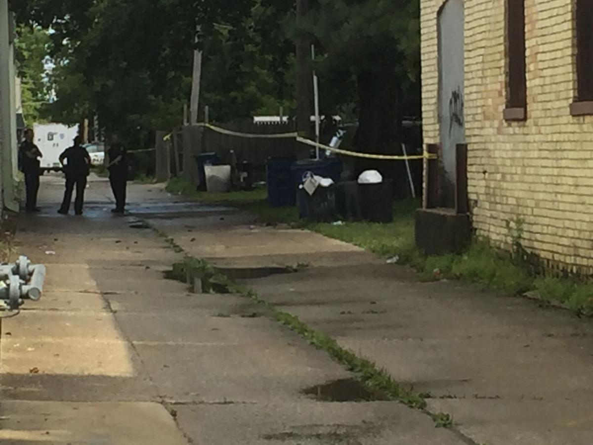 Phillips Avenue homicide