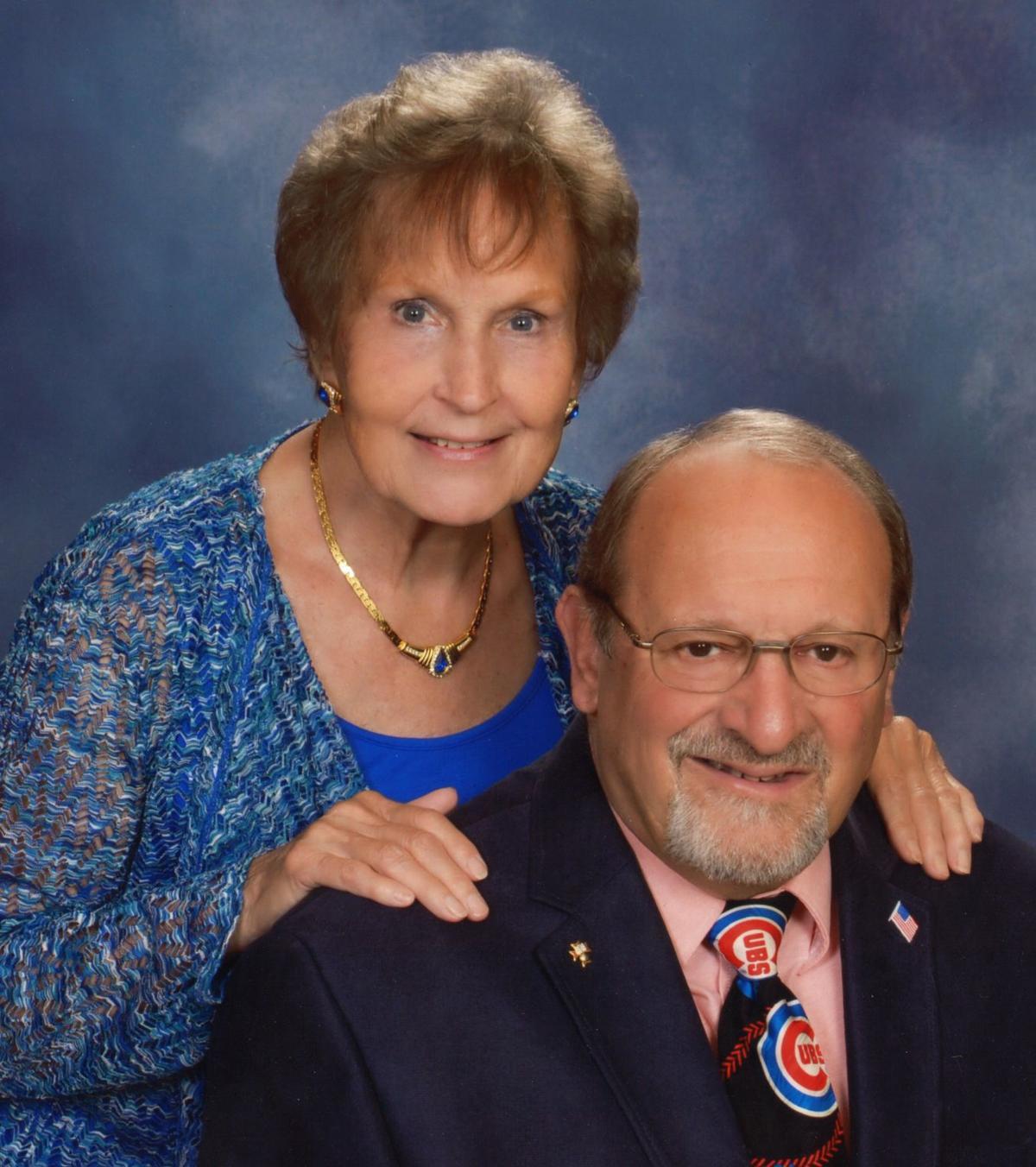 Mr. and Mrs. Steve Jansta