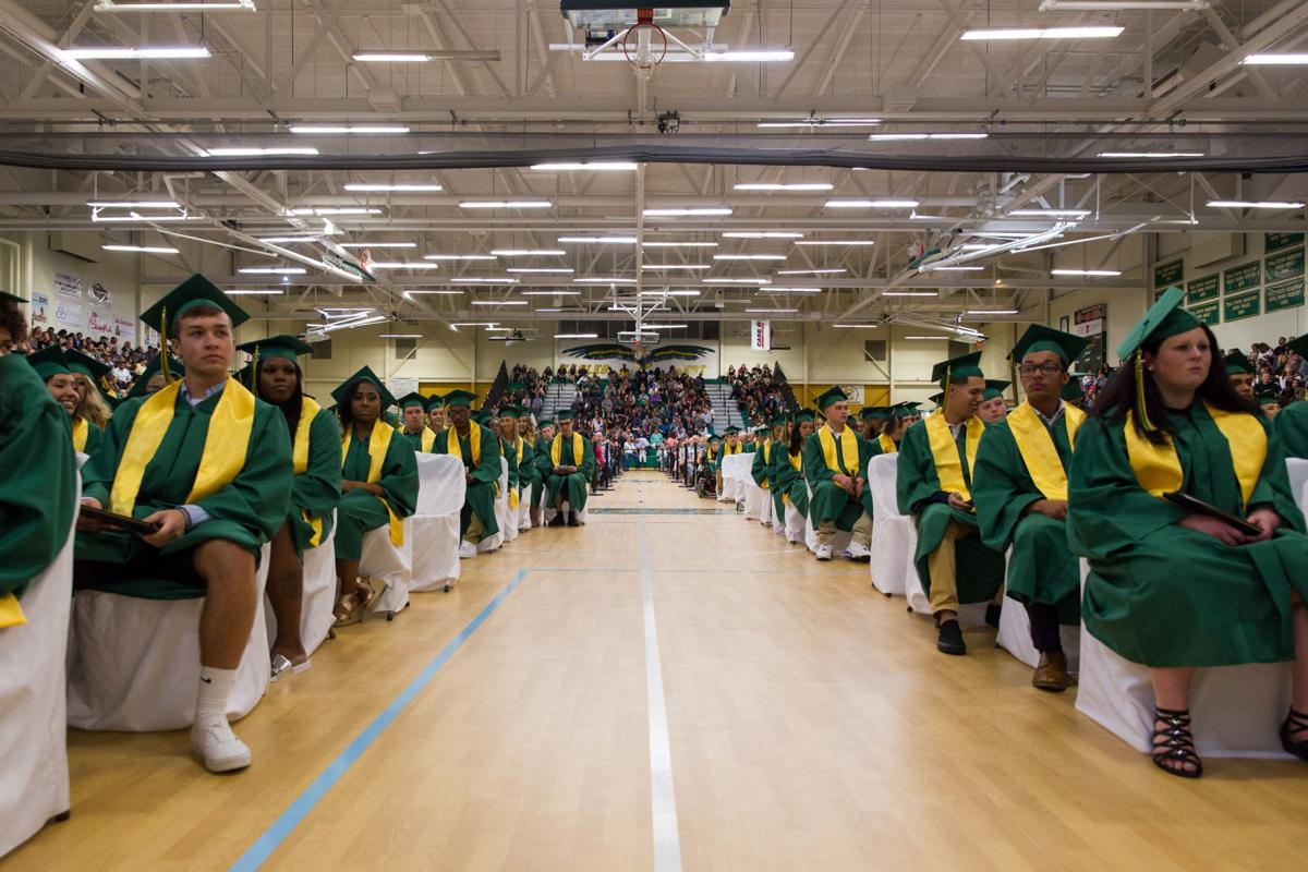 2018 CASE HIGH SCHOOL GRADUATION