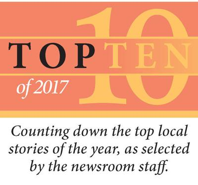 Top 10 stories of 2017