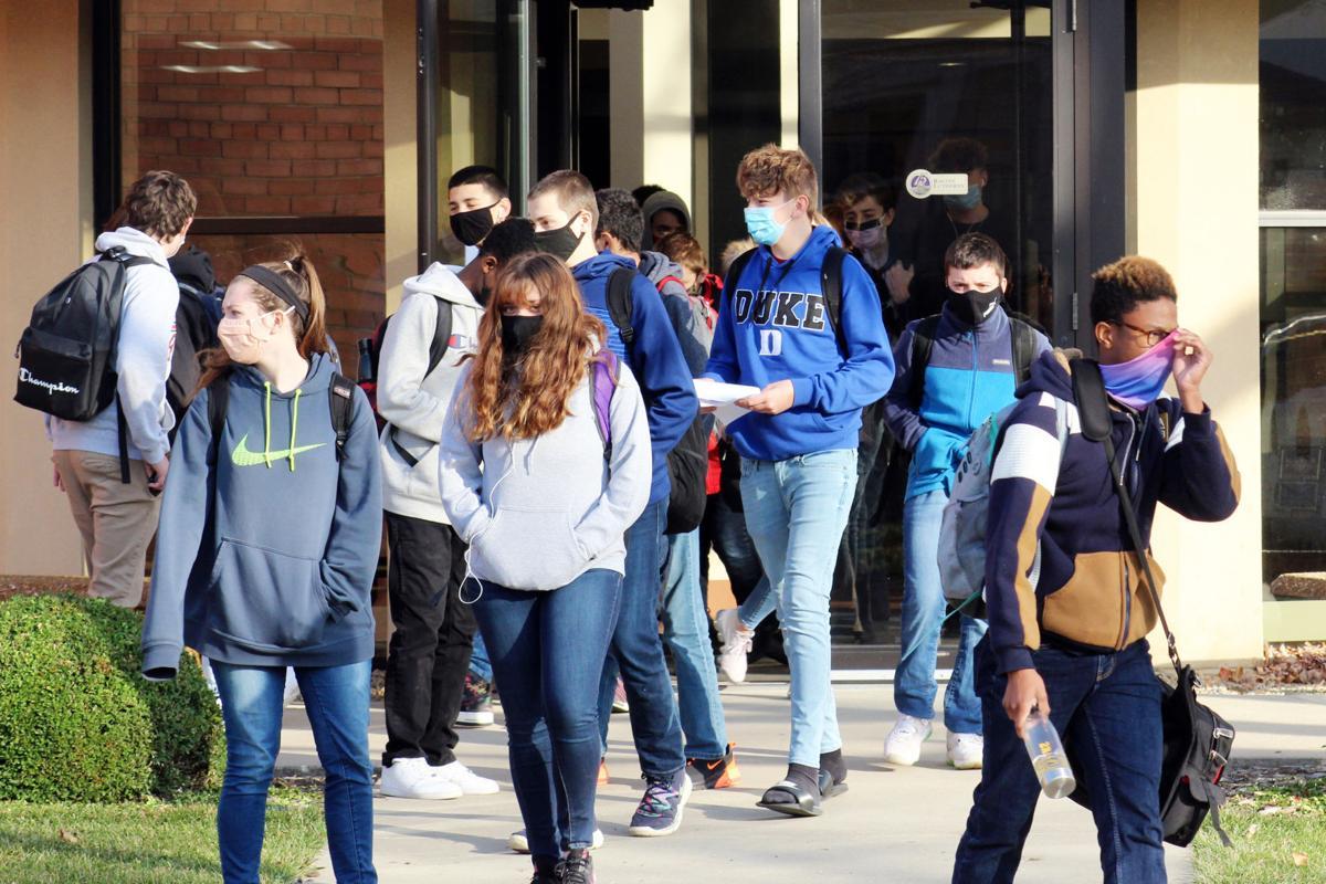 Exiting Racine Lutheran