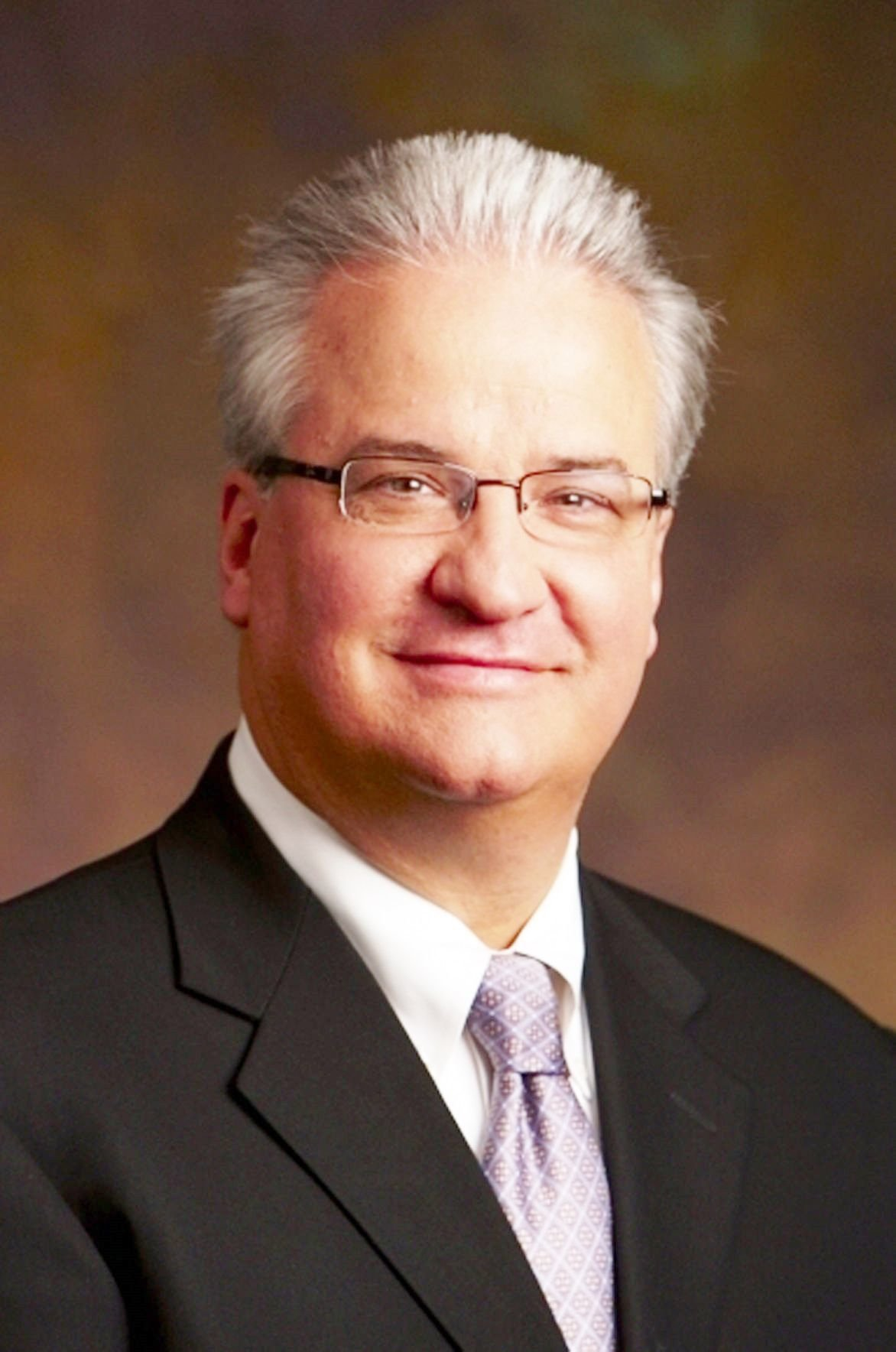 Modine Manufacturing President and CEO Tom Burke