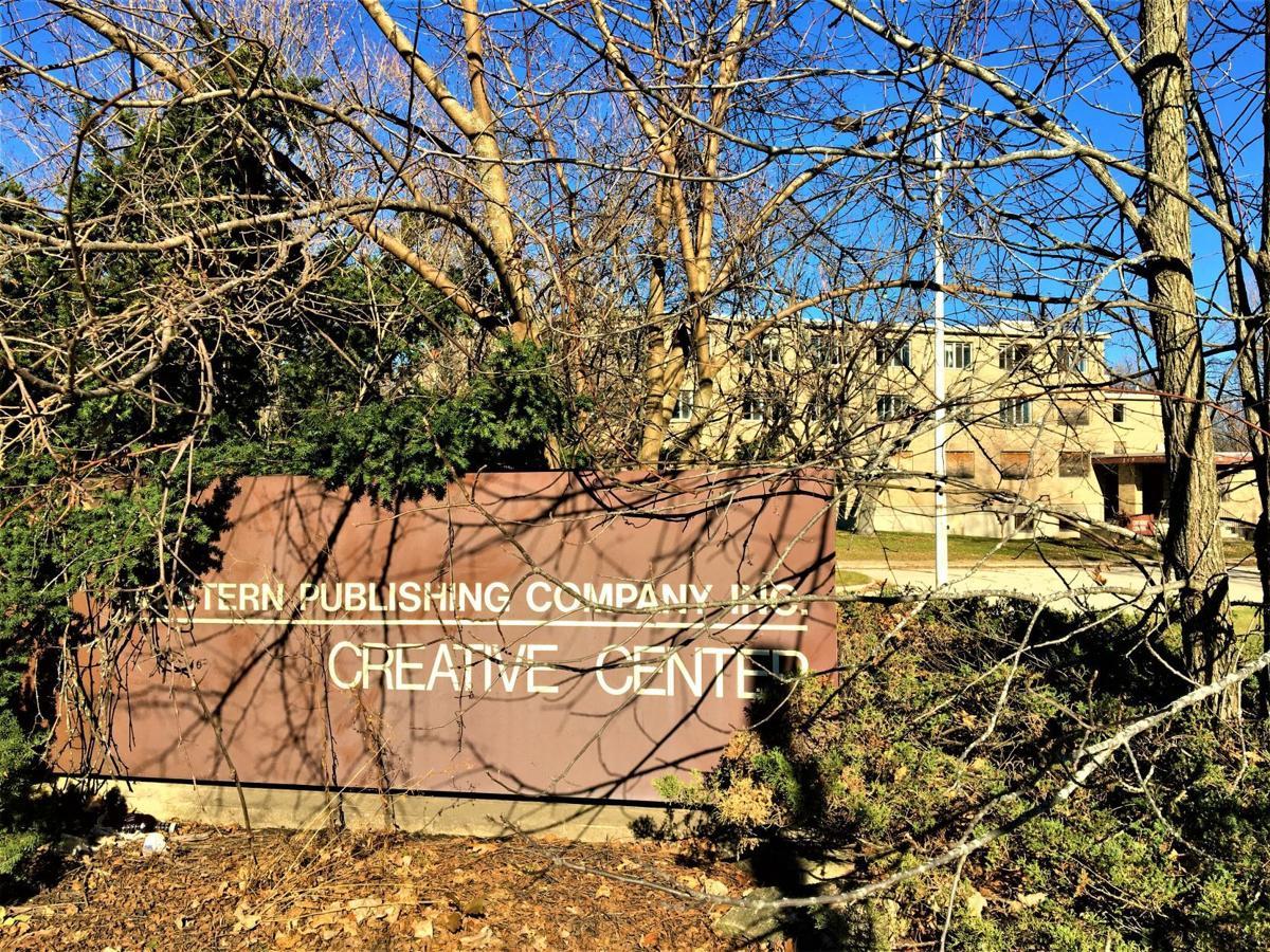 Western Publishing Co. Creative Center, 5945 Erie St., Caledonia.
