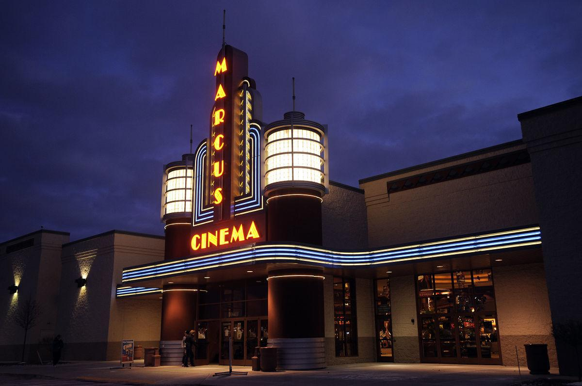 The Marcus Renaissance Cinema