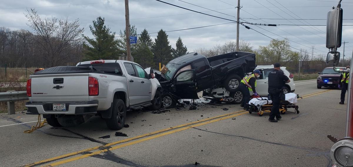 Botting Road accident