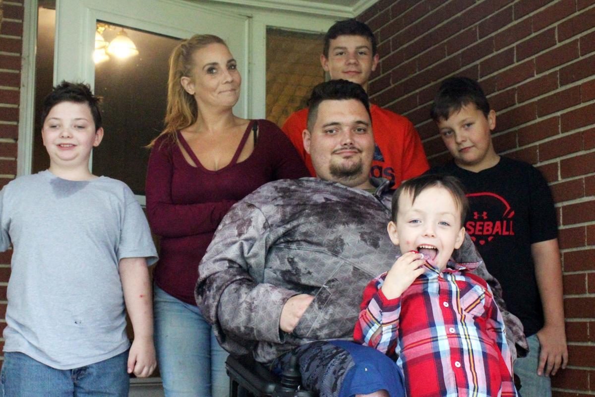 McFarlane and family