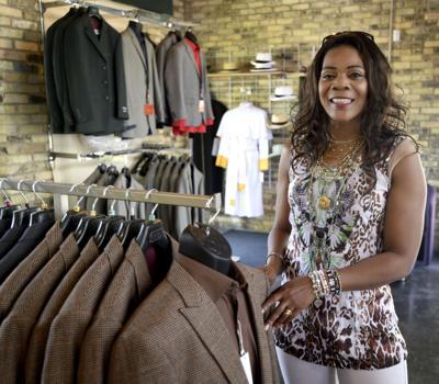 4eb277c4de7 New Downtown store features men s business attire