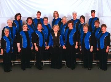 Racine Sweet Adeline Chorus