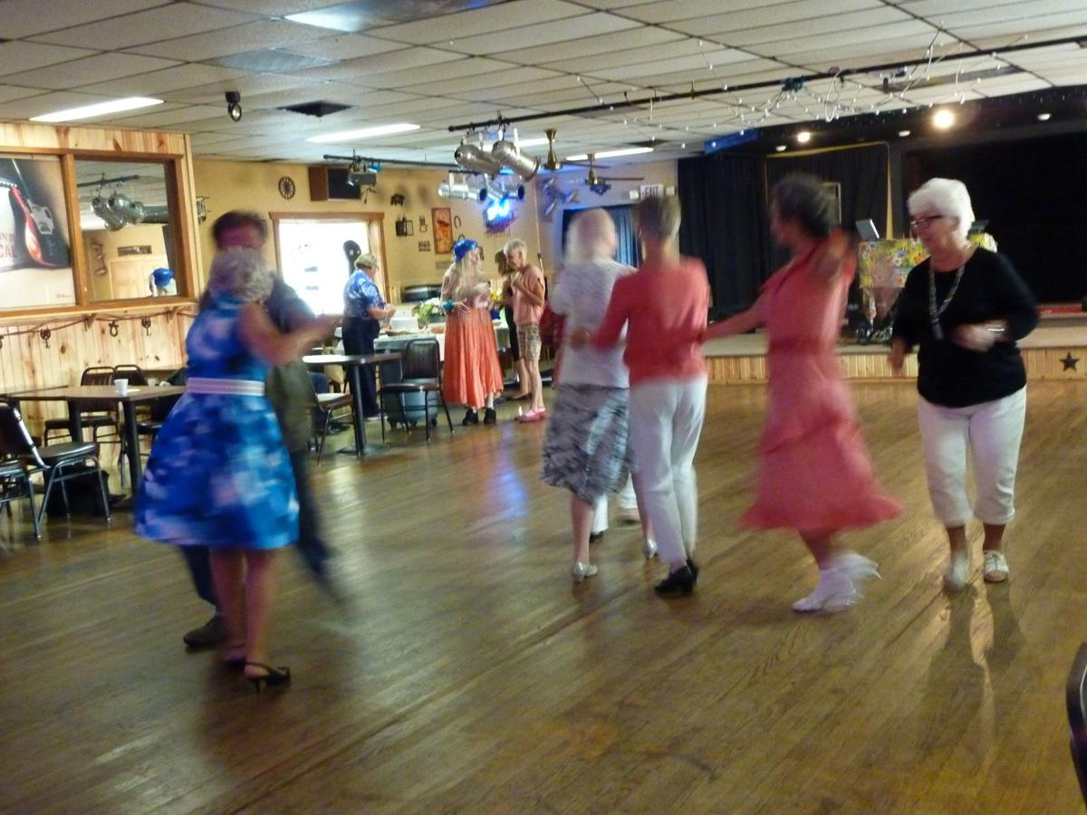 DANCING AT HIAWATHA   BALLROOM