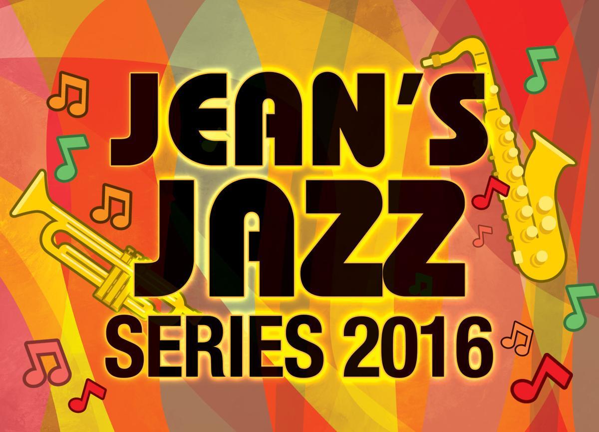 Jean's Jazz Series 2016