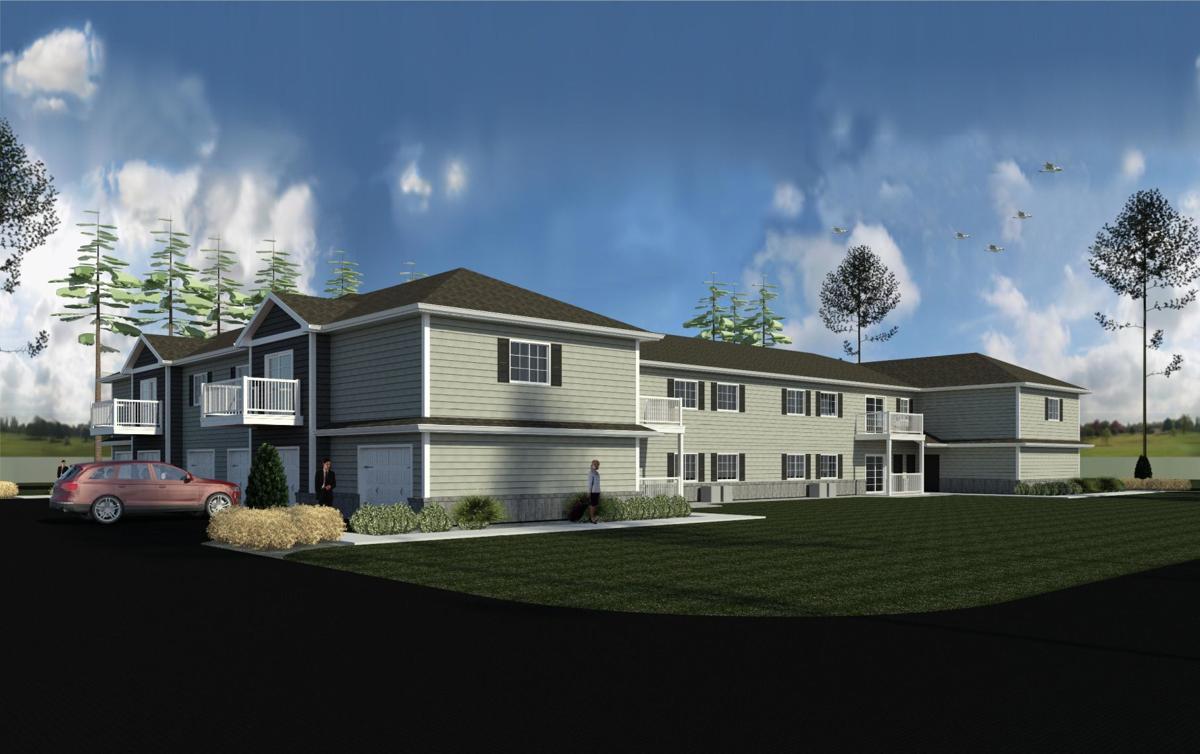 Waterford PRE/3 rendering