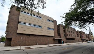 RRacine County Jail halts public visits after first confirmed cornavirus case