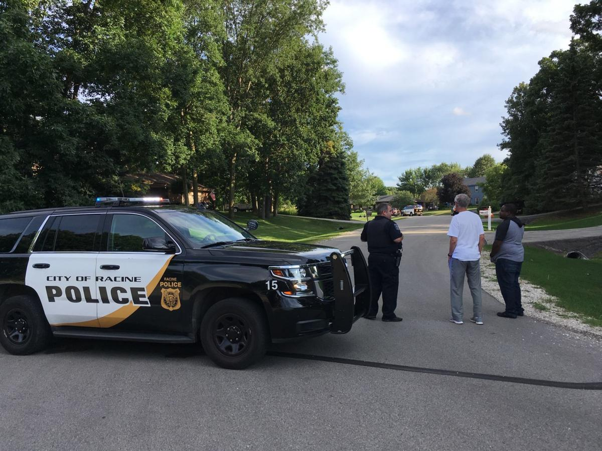 Caledonia officer-involved shooting