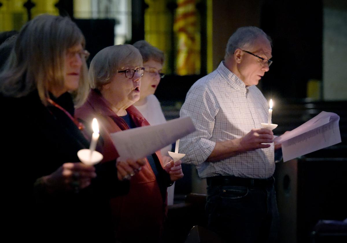 Longest Night Memorial Service preferred