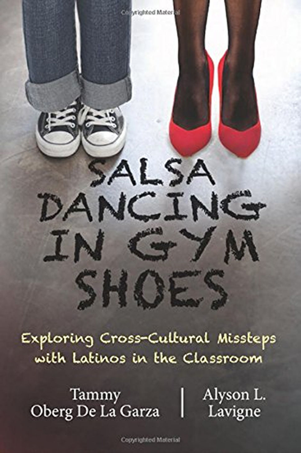 'Salsa Dancing in Gym Shoes'