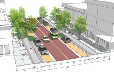 Main Street redesign