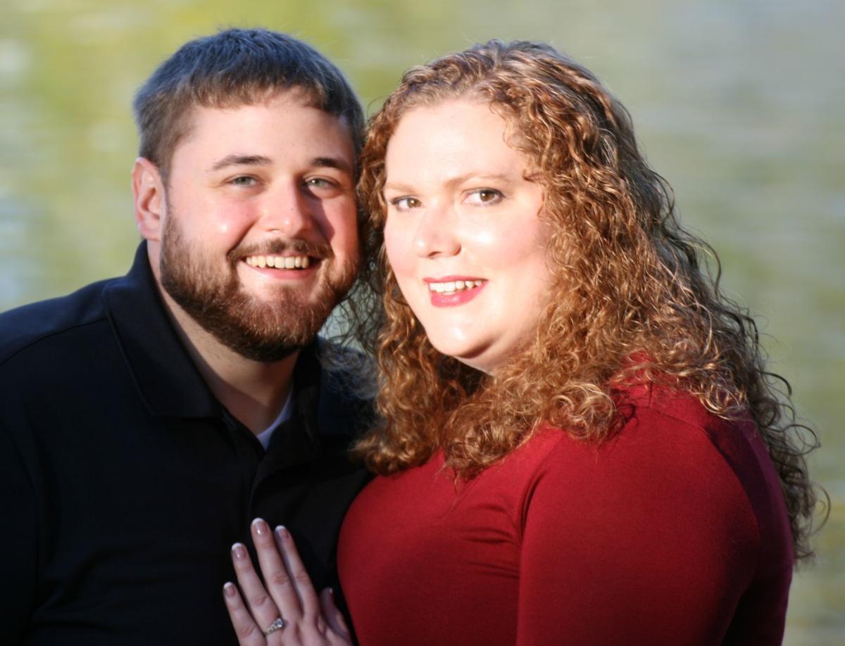 Michael Bugalski and Cassie Carpenter