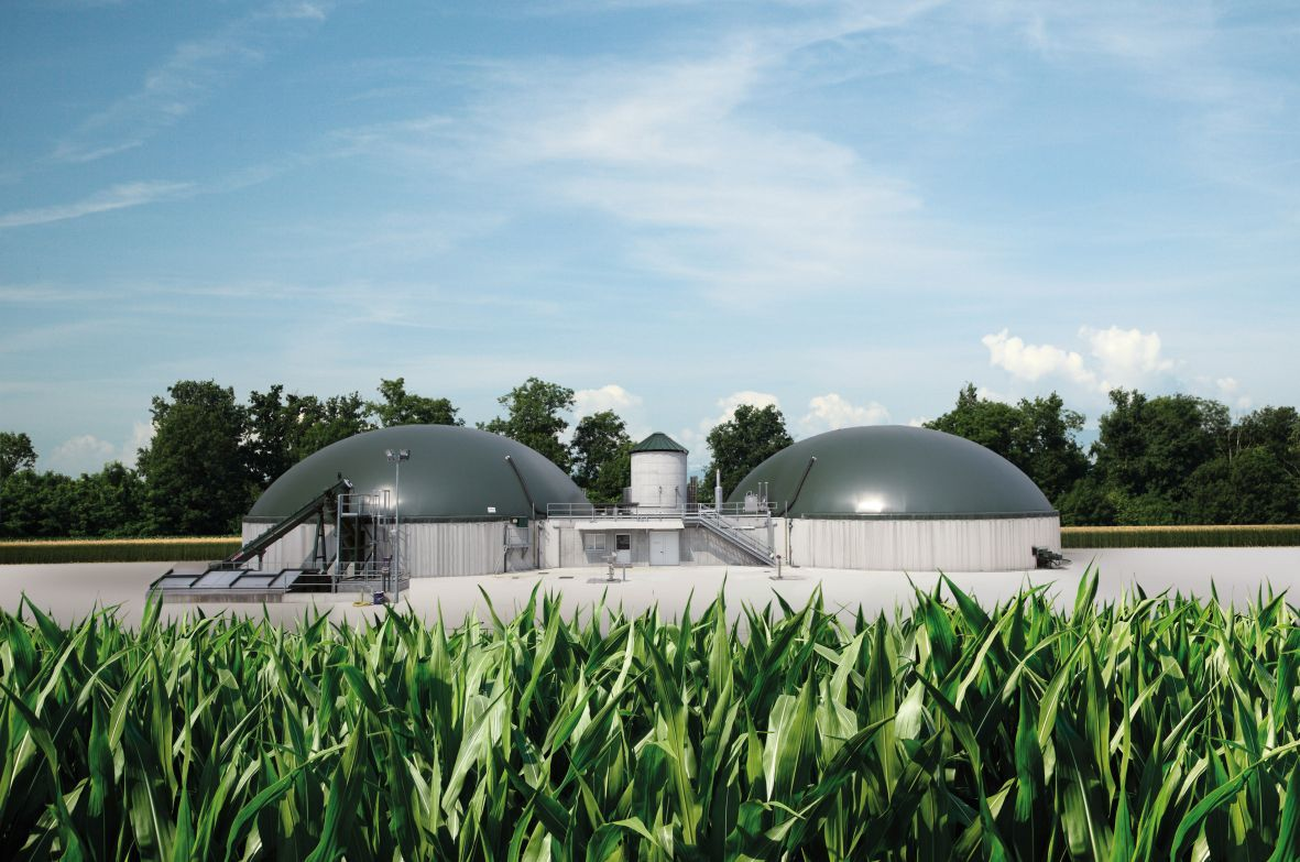 New Holland tractor uses farm's biomethane   Local News