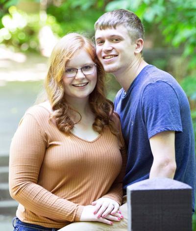 Hannah Kelsey and Michael Streckenbach