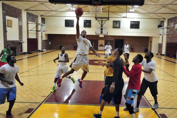 Racine Storm Basketball