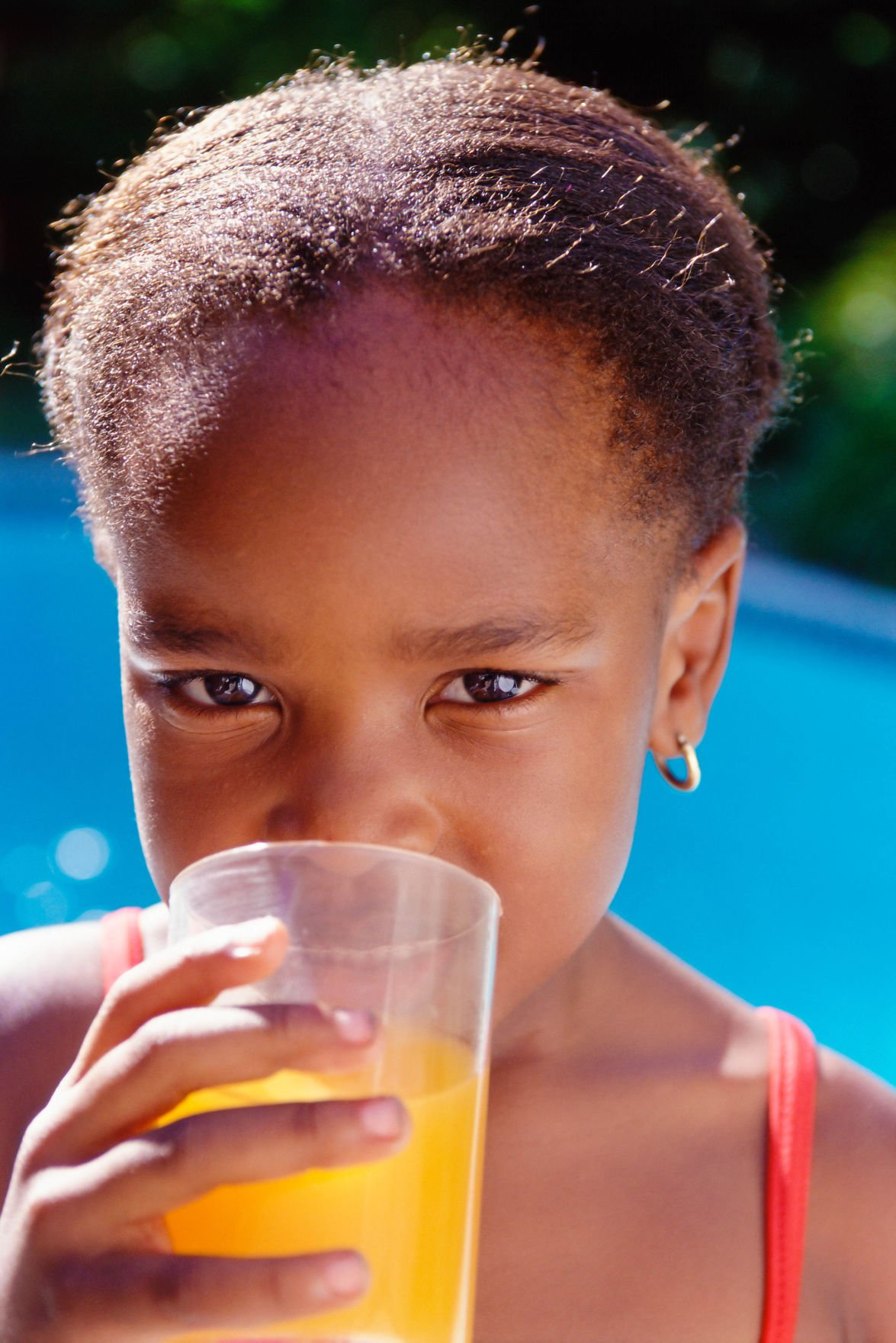 Kids and juice consumption